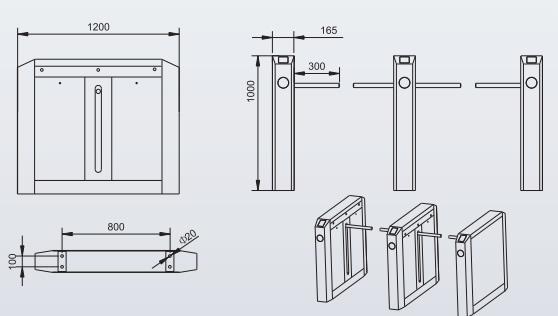 ○输入接口:继电器开关信号或12v